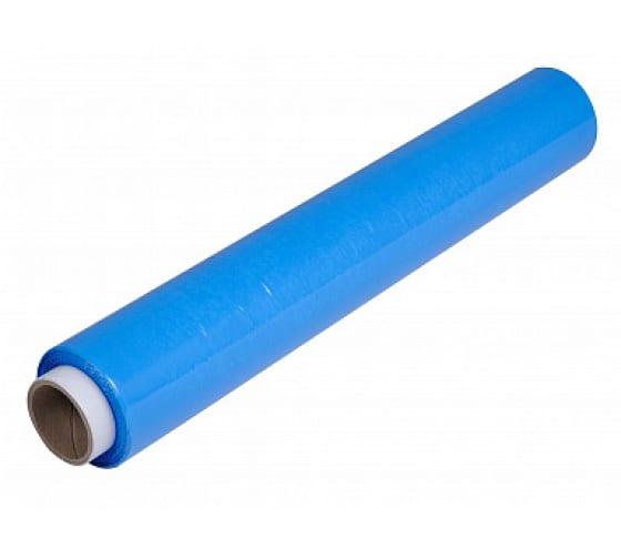 Стрейч пленка первый сорт ПАКПОЛИМЕР синяя 500мм 950гр 23мкм - цена, отзывы, характеристики, фото - купить в Москве и РФ