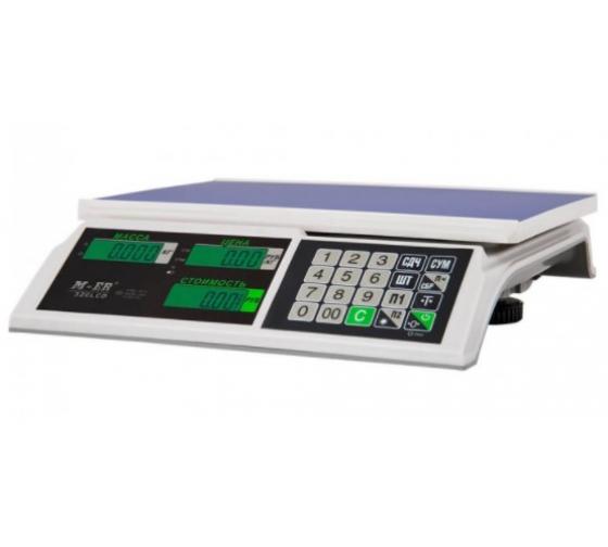 Весы M-ER 326AC-15.2 LCD 3040 1