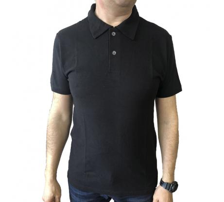 Рубашка-поло СПРУТ черный, L 120639 в Уфе - купить, цены, отзывы, характеристики, фото, инструкция