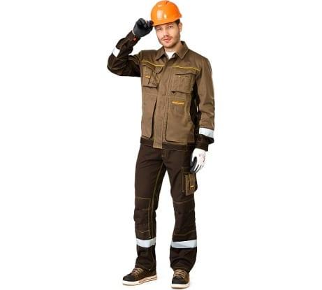 f51814c23c22 Мужская летняя куртка Техноавиа Бавария, размер 88-92, рост 158-164 3183A