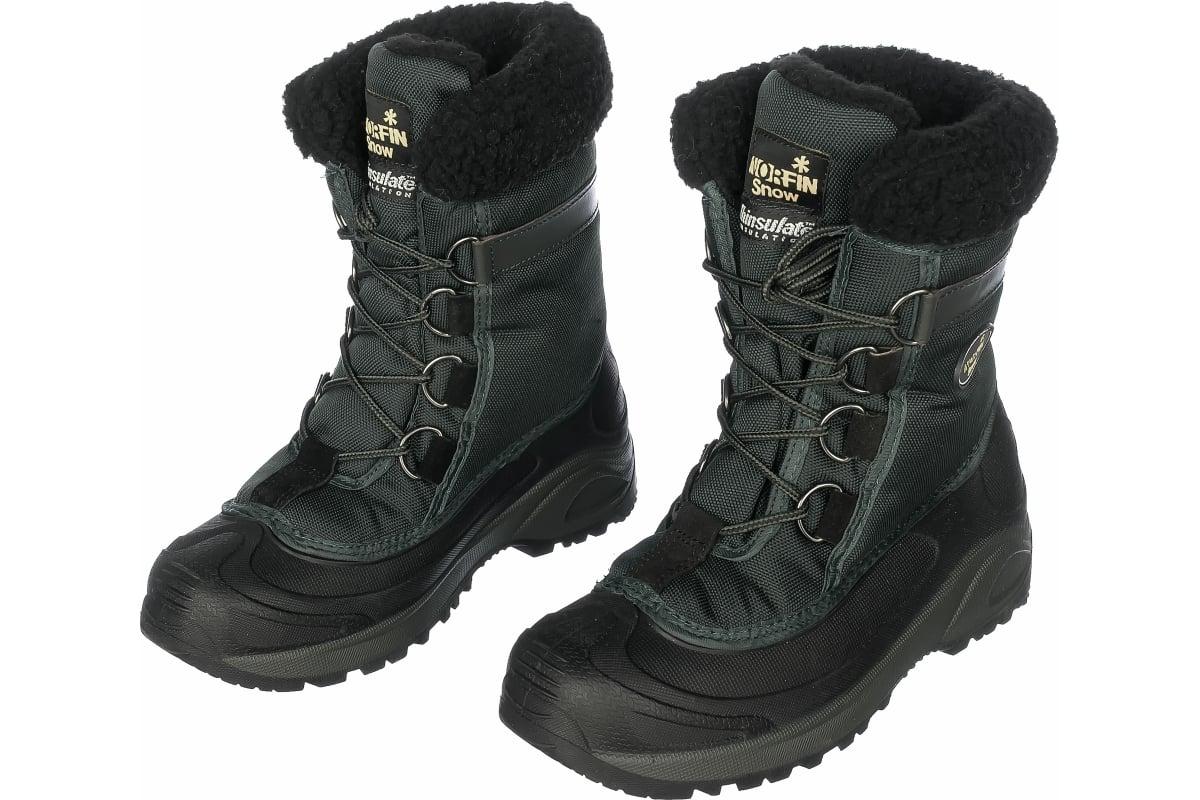 Зимние ботинки Norfin SNOW р.40 13980-40 - цена ff260857167b2