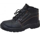 Кожаные ботинки Факел ОНИКС ИМ черные, р.43 87459325.007