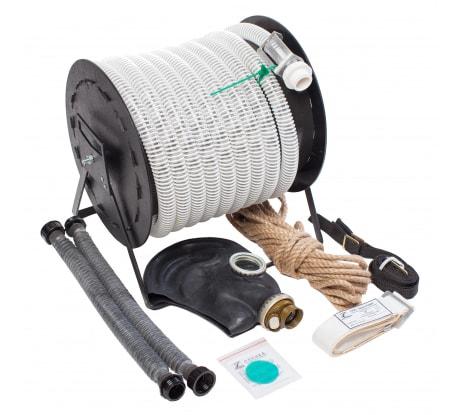 Бесприводной шланговый дыхательный аппарат Бриз СИЗОД Бриз-0303 ПШ-1Б лицевая часть ШМП, шланг ПВХ 500314004 в Липецке - цены, отзывы, доставка, гарантия, скидки