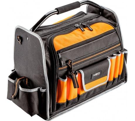 Фото монтерской сумки NEO Tools 84-301