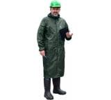 Влагозащитный плащ-дождевик БЕРТА зеленый, рост 182-188 800-52-54