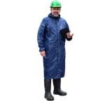 Влагозащитный плащ-дождевик БЕРТА синий, рост 170-176 800-48-50
