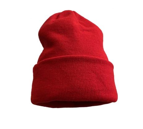 Шапка СПРУТ Etalon Beanie, красный, 129473 - цена, отзывы, характеристики, фото - купить в Москве и РФ