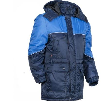 91325b9d08a Фото зимней куртки Факел Инженер Т.синий Васильковый  48-50  182