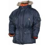 Мужская зимняя куртка Факел Аляска темно-синяя, р.48-50, рост 170-176 86016000.004