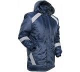 Удлиненная зимняя куртка Факел Прогресс темно-синяя, р.56-58, рост 182-188 87457768.009
