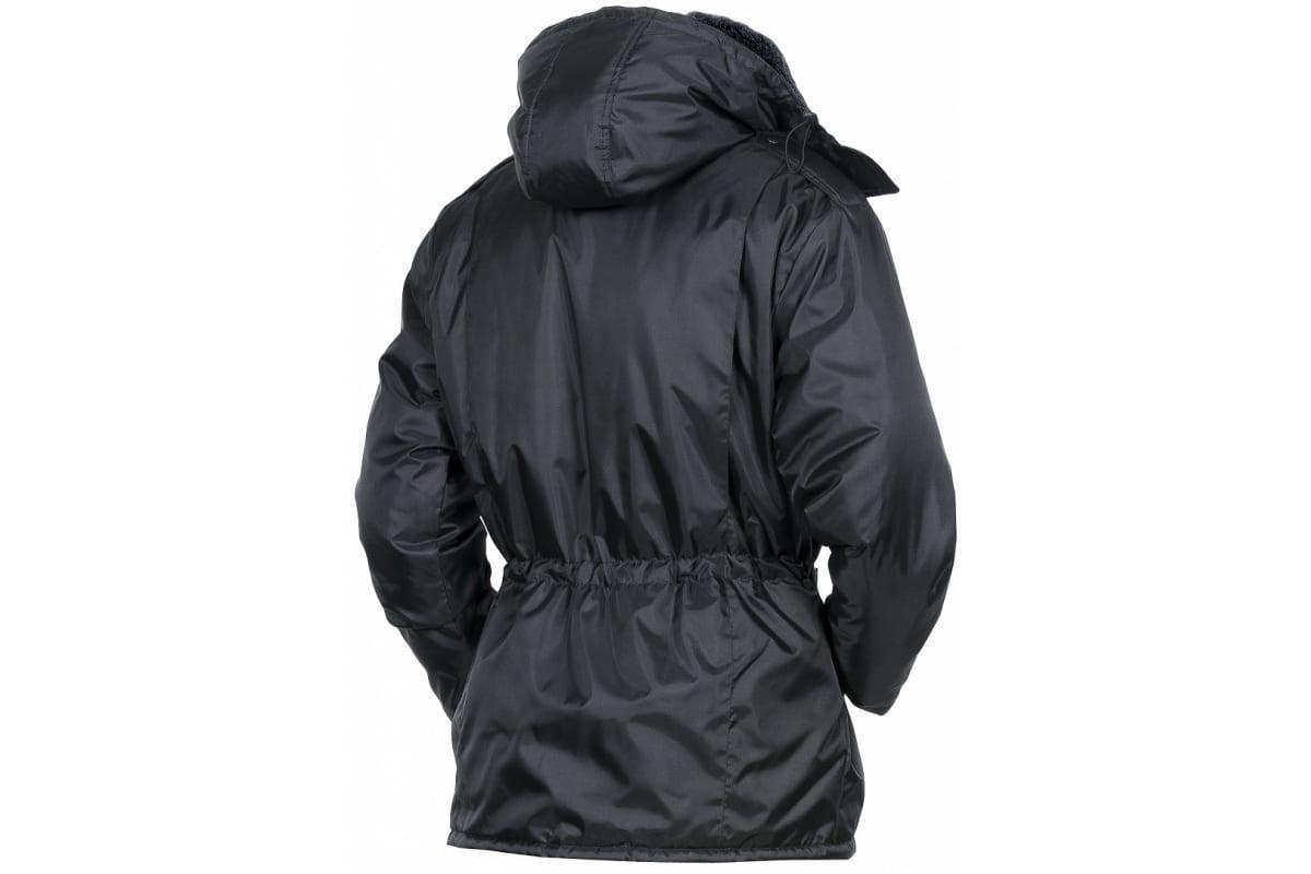 98959ca81e3 Зимняя куртка Факел Охранник черная
