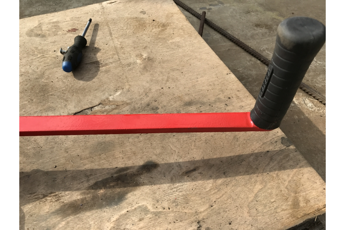 Ручной станок для гибки арматуры Afacan 10Е  5