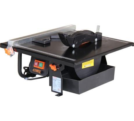 Купить электрический плиткорез спец спэ-600 в Саратове - цены, отзывы, характеристики, доставка, гарантия, инструкция