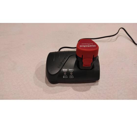 Зарядное устройство LC 40 (10.8 В) Metabo 627064000 9