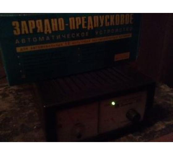 Зарядное устройство, 0-20А,12В Вымпел НПП Вымпел-325 2022 5