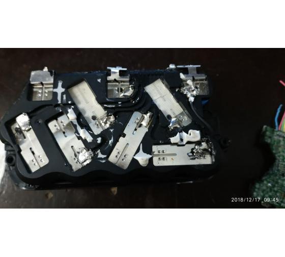 Аккумулятор (54/18 В; 6.0 А*ч; Li-Ion) DEWALT DCB546 11