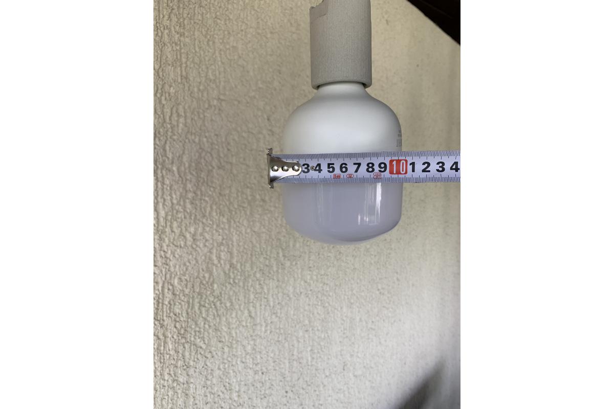 Светодиодная лампа SAFFIT SBHP1040 40W 230V E27-E40 6400K 55093