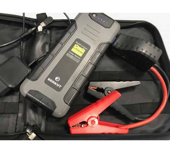 Пуско-зарядное устройство для аккумуляторов BERKUT JSL-20000 3