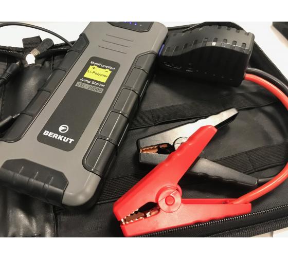 Пуско-зарядное устройство для аккумуляторов BERKUT JSL-20000 4